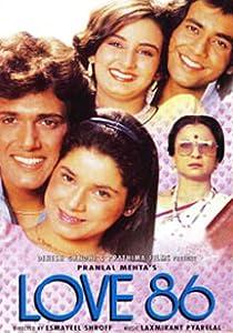 Movies downloading site Love 86 by Kirti Kumar [320p]