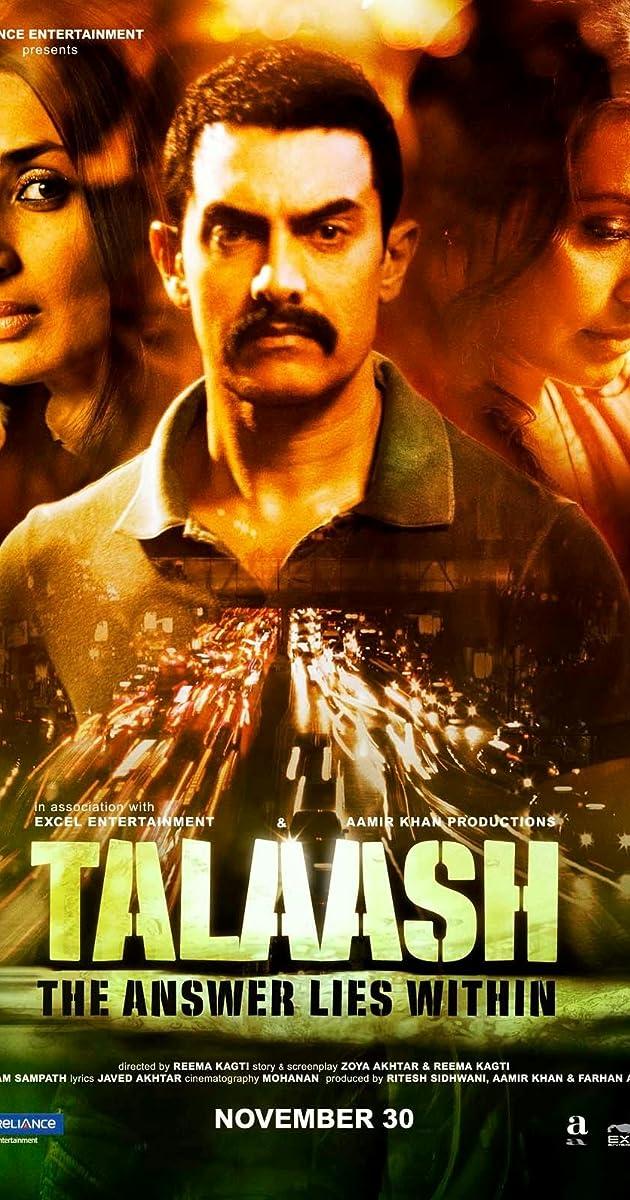 Talaash (2012) - IMDb