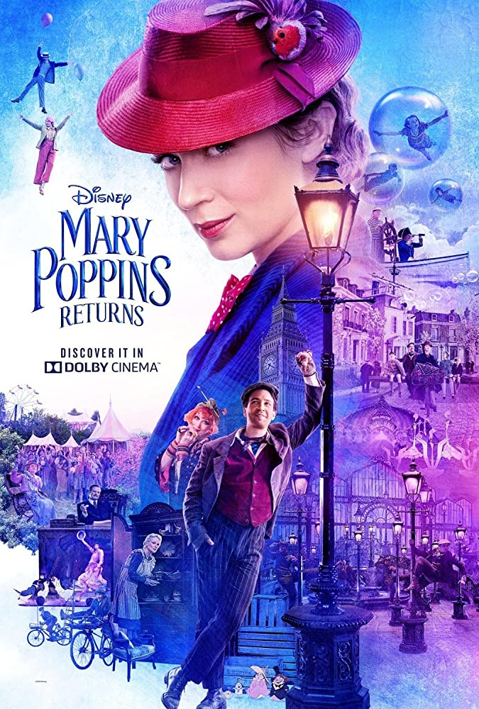 Marry Poppins Returs Movie