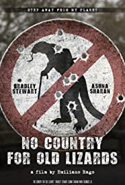 No Country for Old Lizards Poster