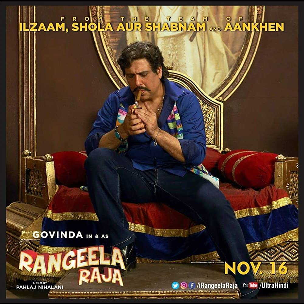 Rangeela Raja (2019) Hindi Full Movie Download In HD Quality