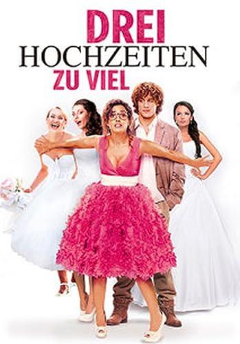 Ещё три свадьбы (Три лишние свадьбы) / Tres bodas de más / 2013 / ДБ / HDRip