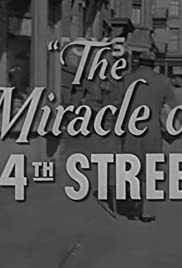 The Miracle on 34th Street Poster