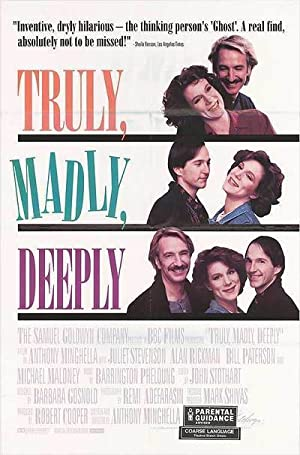Truly Madly Deeply Poster Image