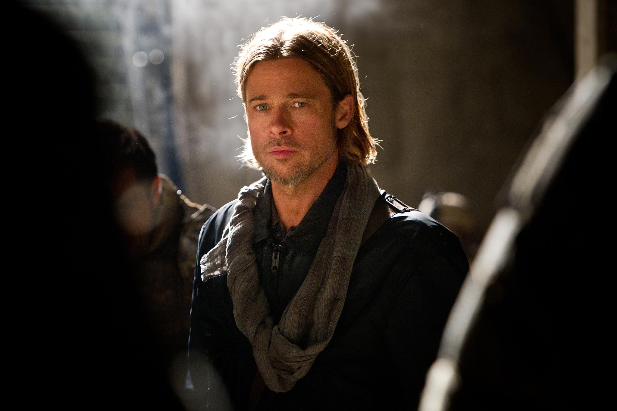 Brad Pitt in World War Z (2013)