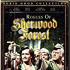 John Derek, Alan Hale, and Billy House in Rogues of Sherwood Forest (1950)