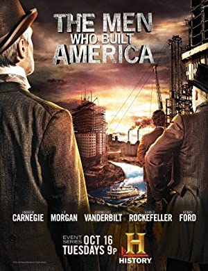 Where to stream The Men Who Built America