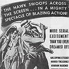Mona Maris, Kermit Maynard, and Gilbert Roland in The Desert Hawk (1944)