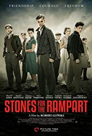 Stones for the Rampart Poster