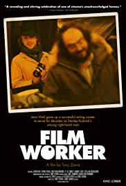 Filmworker (2017) Poster - Movie Forum, Cast, Reviews