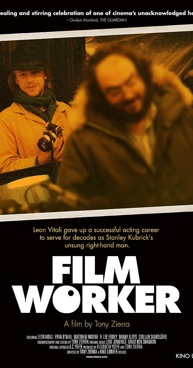 Subtitle of Filmworker