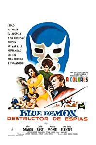 Blue Demon: Destructor of Spies full movie with english subtitles online download
