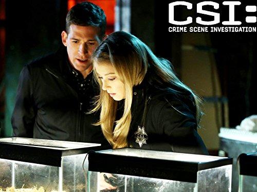 CSI Greg e Morgan dating