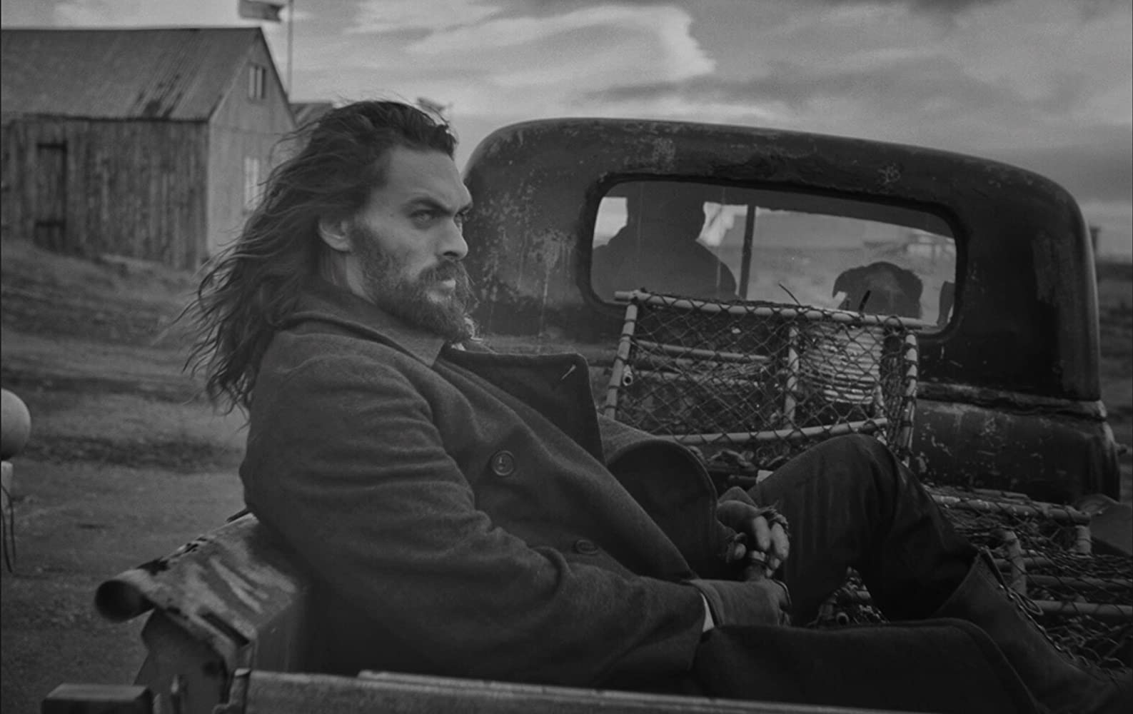 Jason Momoa in Zack Snyder's Justice League (2021)