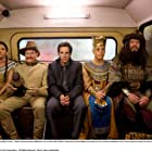 Robin Williams, Ben Stiller, Patrick Gallagher, Mizuo Peck, and Rami Malek in Night at the Museum: Secret of the Tomb (2014)