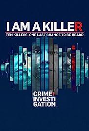 I Am a Killer Poster