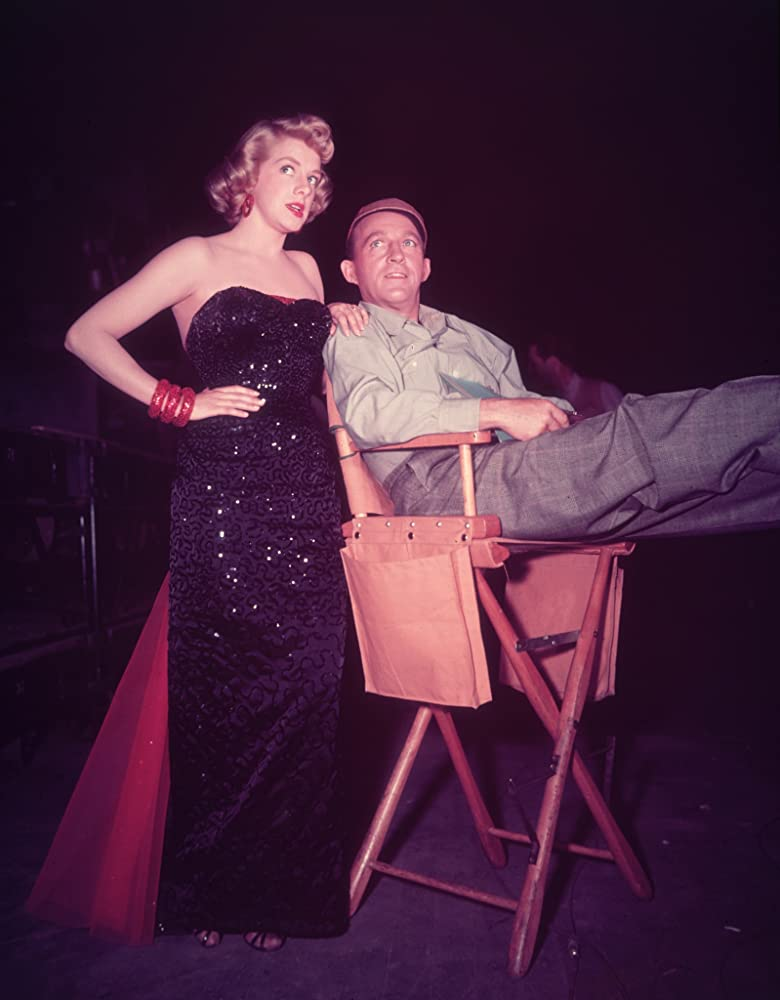 Bing Crosby and Rosemary Clooney in White Christmas (1954)