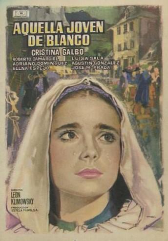 Aquella joven de blanco (1964)