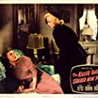 Lola Albright and Evelyn Keyes in The Killer That Stalked New York (1950)