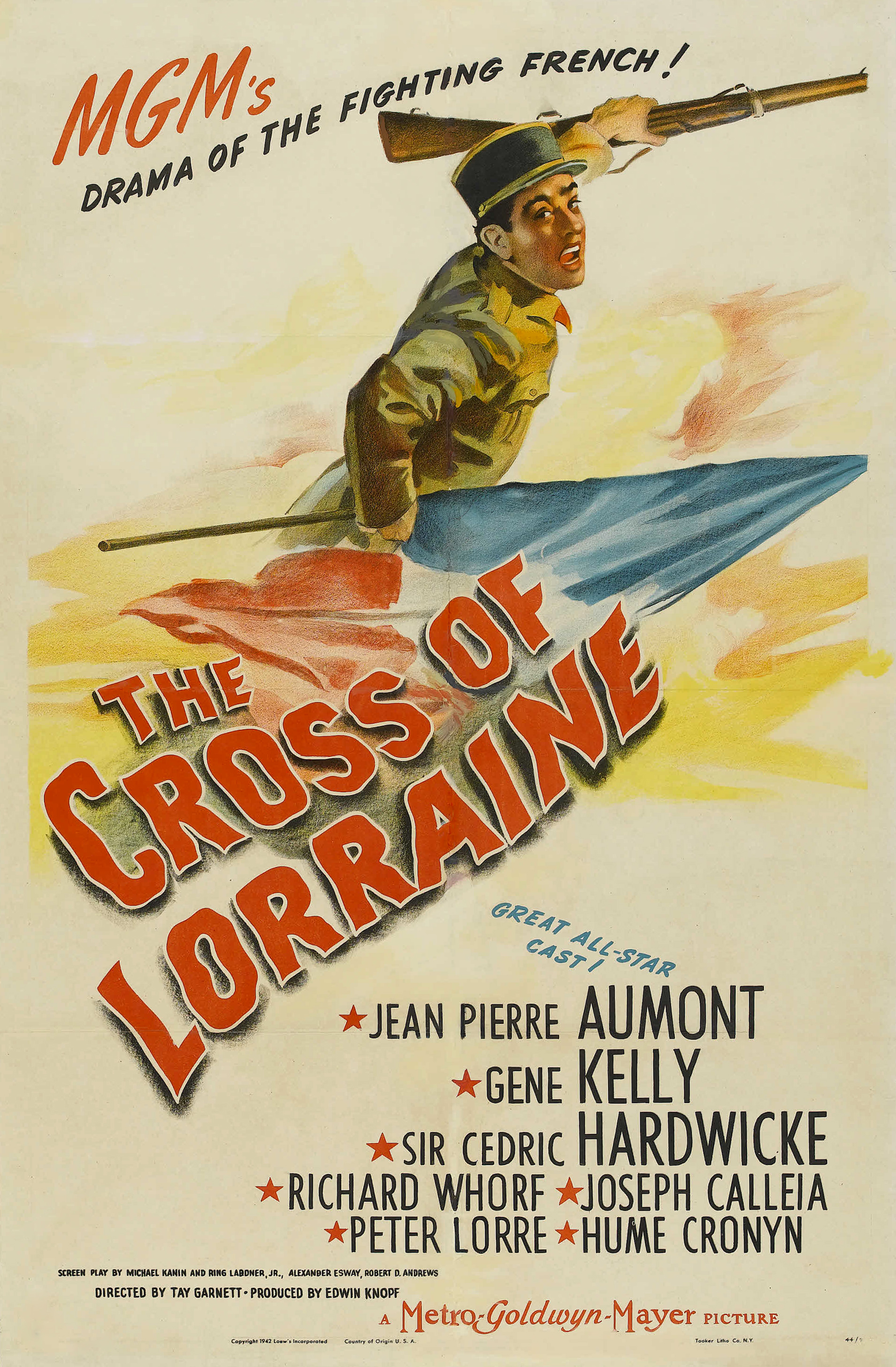 A Cruz de Lorena [Dub] – IMDB 6.6