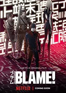 Watch it all movies Blame! by Shinji Aramaki [320p]