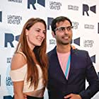 Siar Sedig and Nastassia Firestone at an event for Resonance (2018)