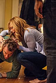 Toni Collette and Tate Donovan in Hostages (2013)
