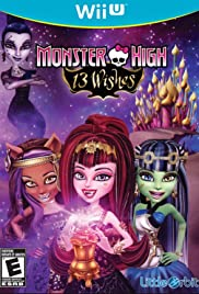 Monster High 13 Wishes: The Official Game Poster