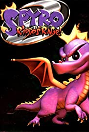 Spyro 2: Ripto's Rage!(1999) Poster - Movie Forum, Cast, Reviews