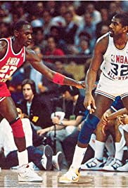 1987 NBA All-Star Game Poster