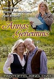 Annas Geheimnis Poster