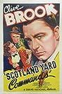 Scotland Yard Commands (1936) Poster