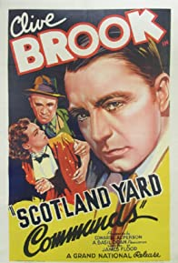 Primary photo for Scotland Yard Commands