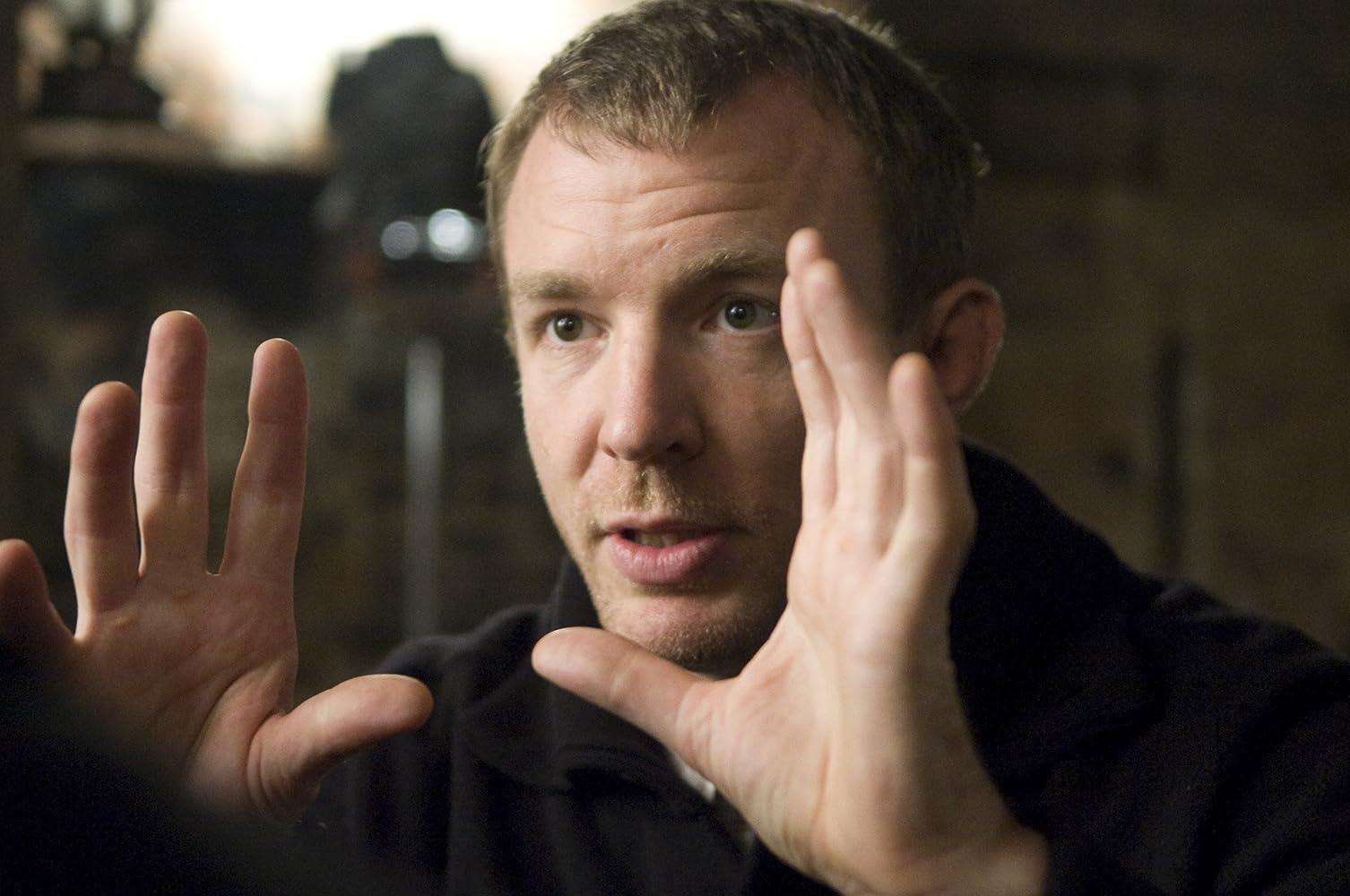 Guy Ritchie in Sherlock Holmes (2009)