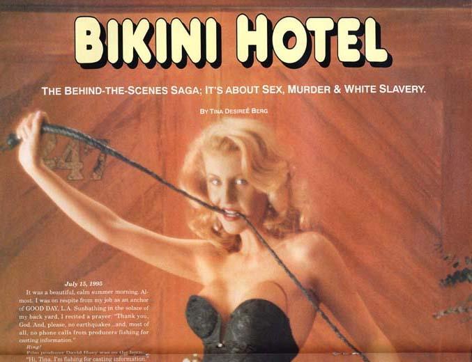 Julie strain bikini hotel think, that