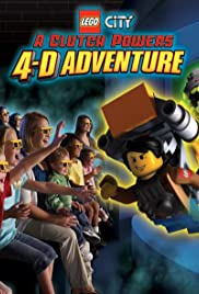lego the adventures of clutch powers (2010)