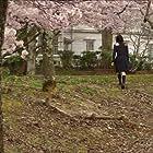 Saki Fukuda in Sakura no sono (2008)
