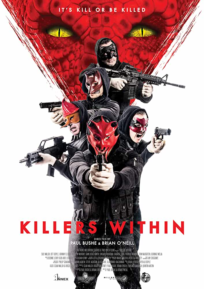Killers Within (2018) Full Movie 720p Watch Online Download