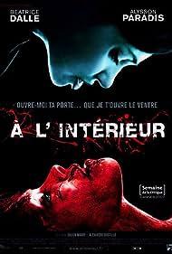 Béatrice Dalle and Alysson Paradis in À l'intérieur (2007)