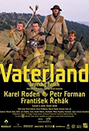 Vaterland: A Hunting Logbook Poster