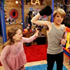 Ella Anderson and Jace Norman in Henry Danger (2014)