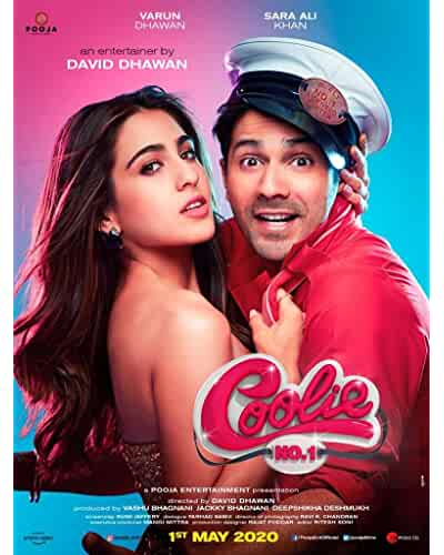 Coolie No. 1 (2020) Hindi Movie 480p | 720p | 1080p | Filmyzilla