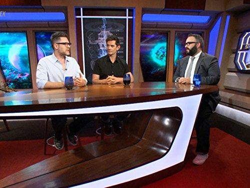 James Frain, Aaron Harberts, and Matt Mira in After Trek (2017)