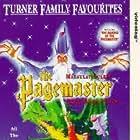 Whoopi Goldberg, Macaulay Culkin, Christopher Lloyd, Patrick Stewart, and Frank Welker in The Pagemaster (1994)