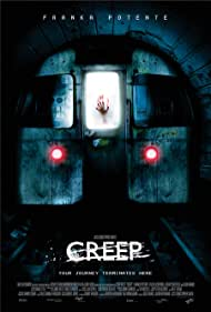 Franka Potente in Creep (2004)