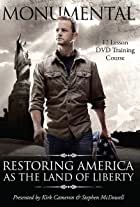 Monumental: Restoring America as the Land of Liberty