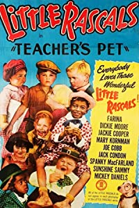 Watch online hollywood full action movies Teacher's Pet [480x272]