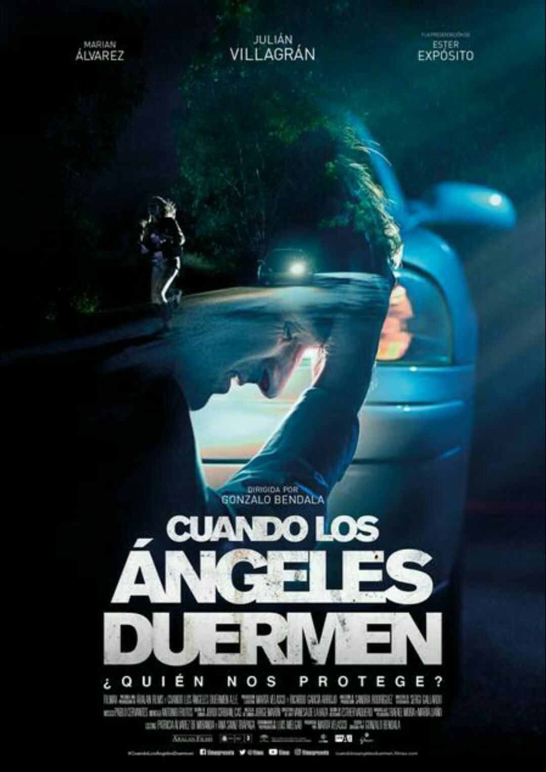Download Film When The Angels Sleep Cuando Los Angeles Duermen 2018