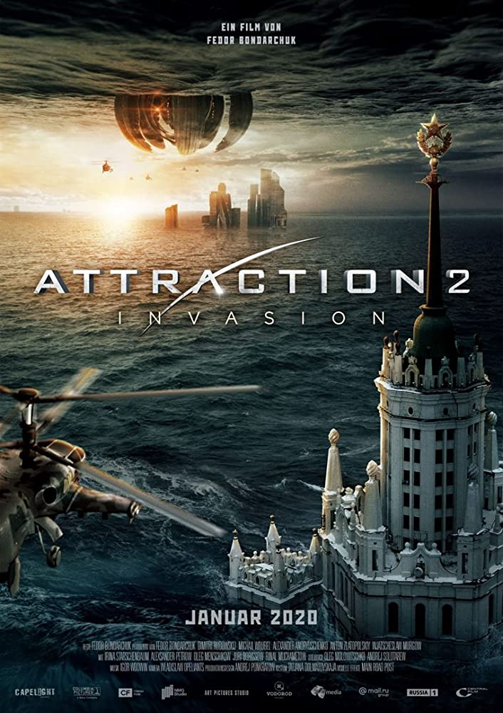 Attraction 2 Invasion 2020 English 421MB BluRay ESub Download
