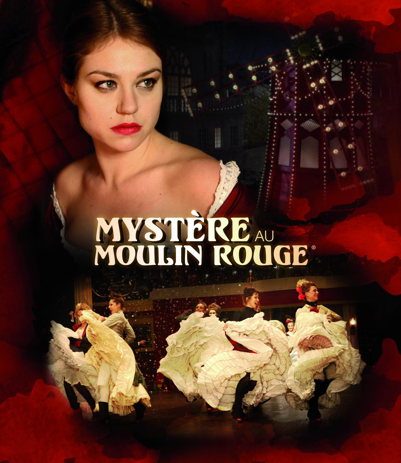 Mystère au Moulin Rouge (2011)